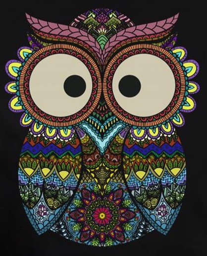 owly-black