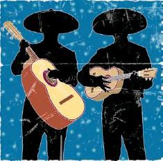 vihuela y guitarron