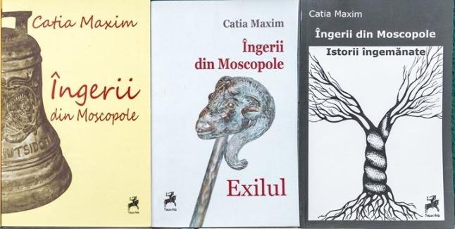 catia maxim trilogie