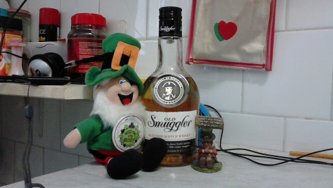 Leprechaun whiskey