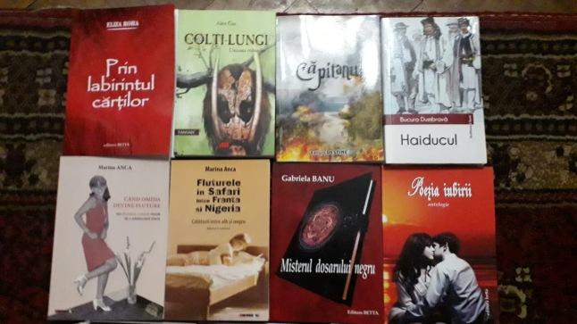 Book haul romanesti-1