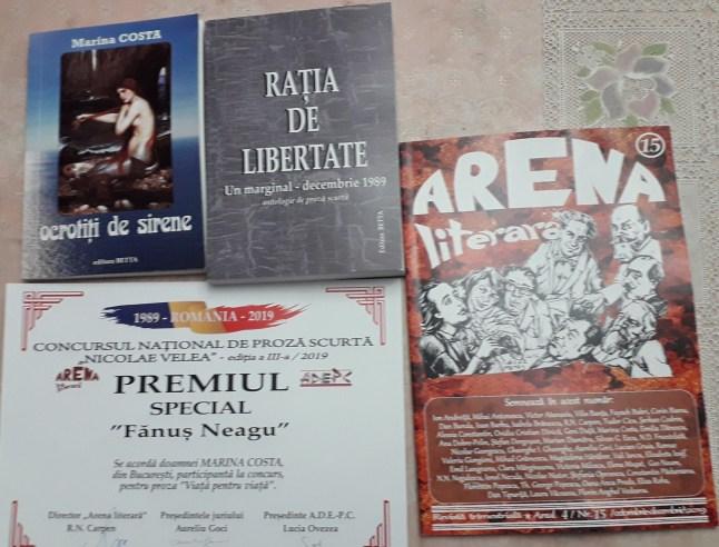 Premiu si toate publicatiile